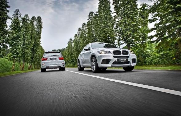 BMW представляет: Individual X5 M и BMW Individual X6 M - Пользовательские фото фото