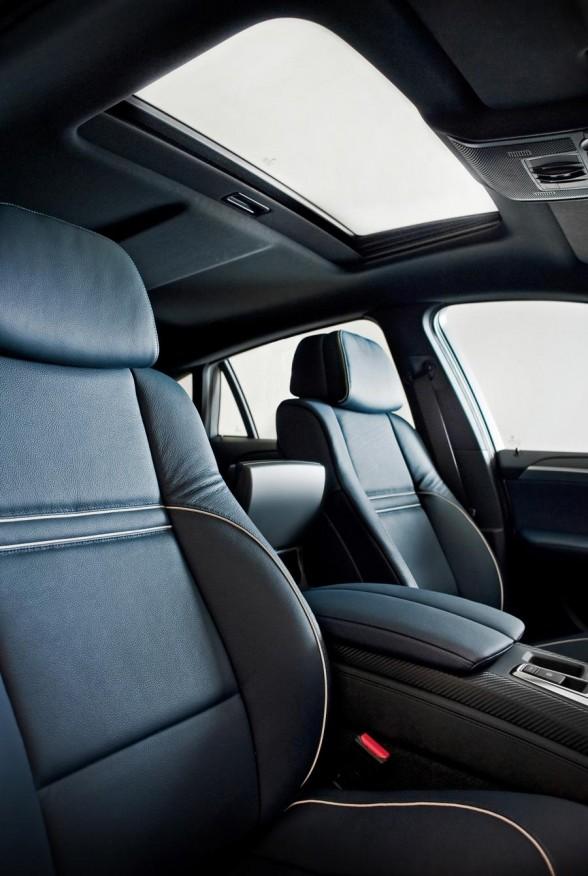 BMW Individual X5 M и X6 M - фото интерьера - Пользовательские фото фото