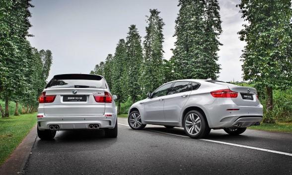 BMW Individual X5 M и X6 M - фото сзади - Пользовательские фото фото
