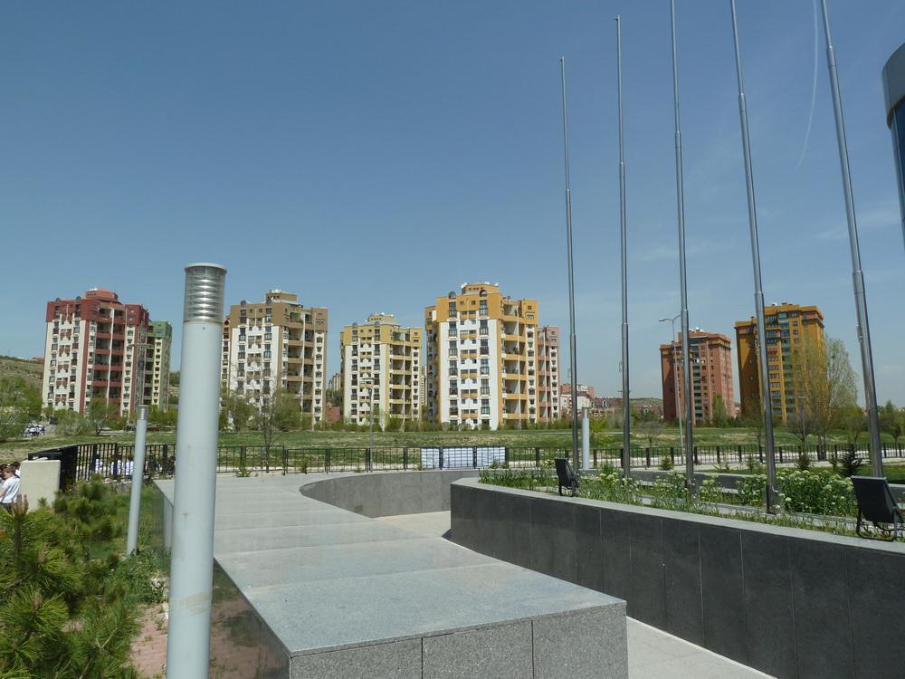 новые районы Анкары - Пользовательские фото фото