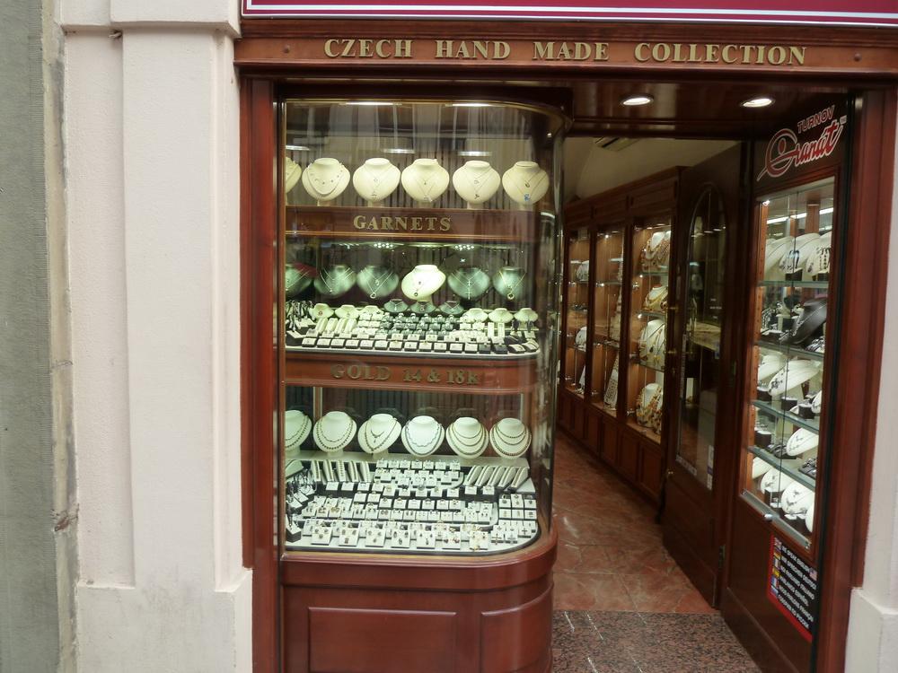 Торговые центры и магазины в Праге